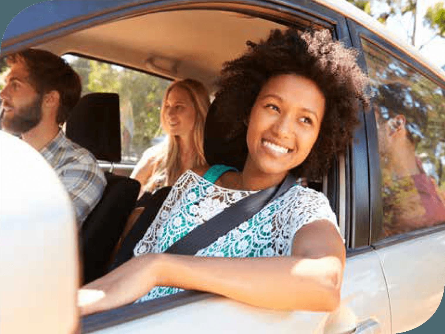 Assurance auto - Conduisez avec le sourire